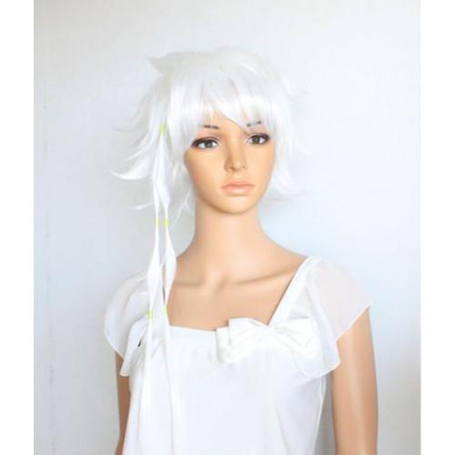 Bleach Isane Kotatsu White Cosplay Wig