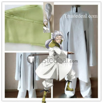 Tensei Shitara Slime Datta Ken Hakurou White Cosplay Costume