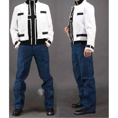 The King of Fighters Kyo Kusanagi Jacket Cosplay Costume 1