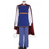 Snow White and the Seven Dwarfs Prince Florian Cosplay Costume