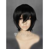 Code Geass Zero Lelouch Lamperouge Short Black Cosplay Wig