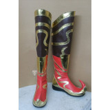 League of Legends Lulu Cosplay Boots Shoes