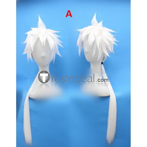 Onmyoji Onikiri Awakened White Silver Cosplay Wigs