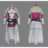 Sword Art Online Alicization GGO Yuuki Asuna Cosplay Costume