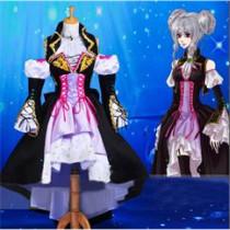 Vocaloid Yowane Haku The Sandplay Singing of The Dragon Cosplay Costume