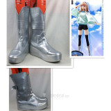 Macross Frontier Sheryl Nome Cosplay Boots Shoes