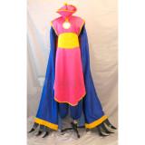 Darkstalkers Hsien-Ko Lei Lei Pink Blue Cosplay Costume