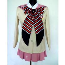 Ao no Exorcist Blue Exorcist Kamiki Izumo and Shiemi Moriyama School Girl Uniform Cosplay Costume1
