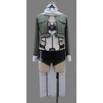 Sword Art Online 2 GGO Sinon Cosplay Costume