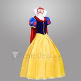 Snow White and the Seven Dwarfs Disney Princess Snow White Cosplay Costume