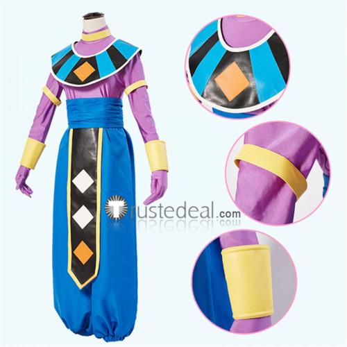 Dragon Ball Beerus Cosplay Costume