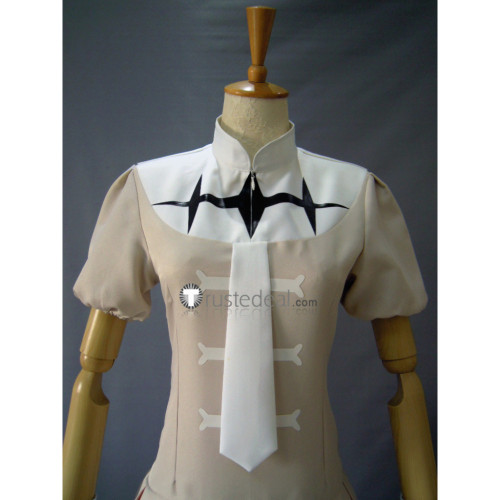 KILL la KILL Nonon Jakuzure Dress Cosplay Costume