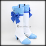 Smile Pretty Cure Aoki Reika Cure Beauty Cosplay Boots Shoes