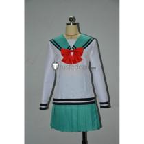 The Disastrous Life of Saiki Kusuo Kokomi Teruhashi Chiyo Yumehara School Uniform Cosplay Costume
