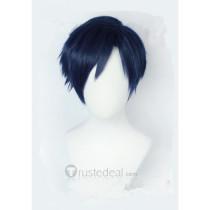 Boku no Hero Academia My Hero Academia Tenya Iida Blue Cosplay Wig