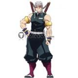 Kimetsu no Yaiba Demon Slayer Tengen Uzui Cosplay Costume