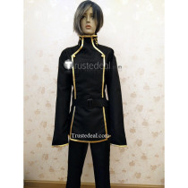 Code Geass Lelouch Lamperouge and Rolo Lamperouge School Uniform Cosplay Costume
