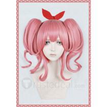 Macross Delta Makina Nakajima Pink Cosplay Wig