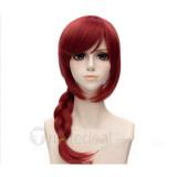 Love Live Maki Nishikino Red Braid Cosplay Wig