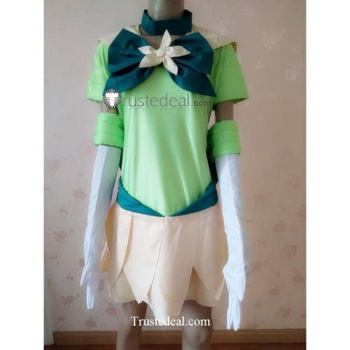 The Princess and the Frog Disney Princess Tiana Sailor Moon Sailor Scout Outfit Cosplay Costume