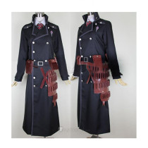Blue Exorcist Okumura Yukio Cosplay Costume