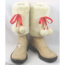 K Project NeKo Cosplay Boots Shoes