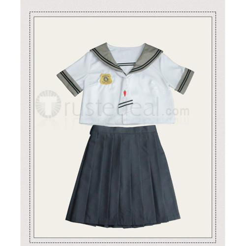 Zootopia Judy Hopps JK Sailor Uniform School Cosplay Costume