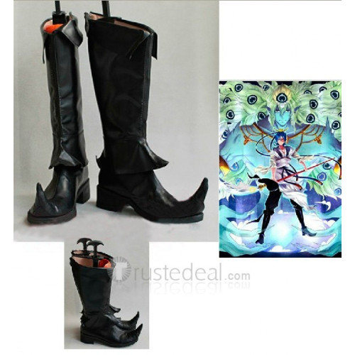 Magi The Labyrinth Of Magic Ren Hakuryu Cosplay Boots Shoes