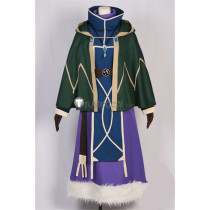 Re Creators Meteora Ousterreich Cosplay Costume