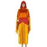 Star Wars Queen Padme Amidala Cosplay Costume
