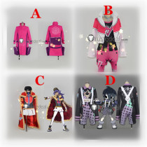 Pokemon Sword and Shield Gym leader Trainer Champion Leon Dande Piers Bede Allister Cosplay Costumes