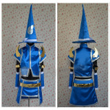 League of Legends The Lady of Luminosity Lux Blue Cosplay Costume