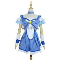HeartCatch PreCure Cure Beauty Blue Cosplay Costume