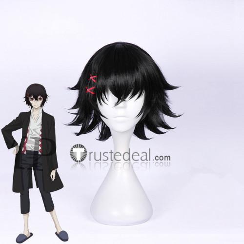 Tokyo Ghoul: Re Juuzou Suzuya Rei Black Cosplay Wig