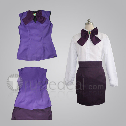 The Devil Is A Part Timer Emilia Justina Cosplay Costume 1