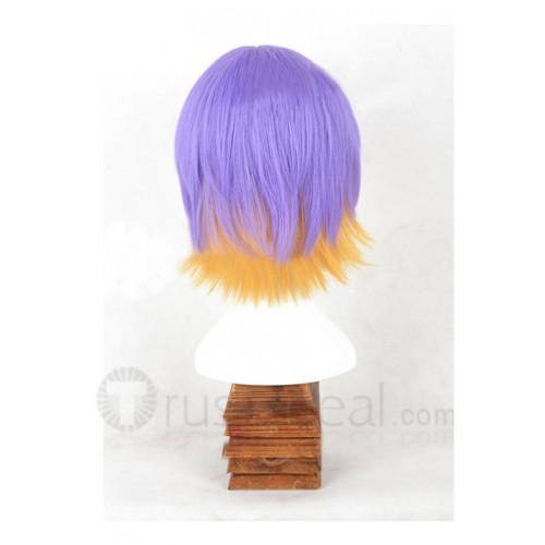 No Game No Life Izuna Hatsuse Purple Cosplay Wig