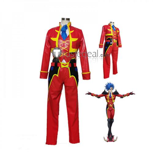 SK8 the Infinity SK∞ Ainosuke Shindo Red Cosplay Costume