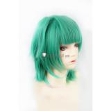 Assassination Classroom Kaede Kayano Hiroto Maehara Green Blonde Cosplay Wigs