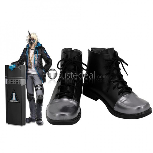Arknights Noir Corne Cosplay Costume Shoes Boots