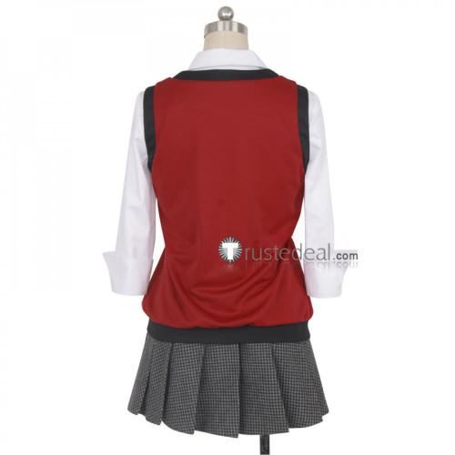 Kakegurui Gambler Midari Ikishima Uniform Cosplay Costume