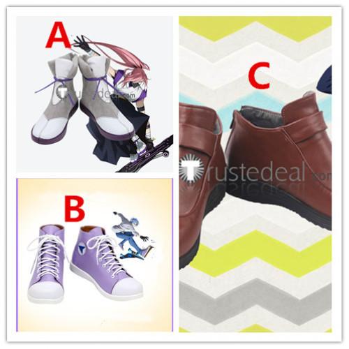 SK8 the Infinity SK∞ Langa Cherry Blossom Miya Cosplay Shoes Boots
