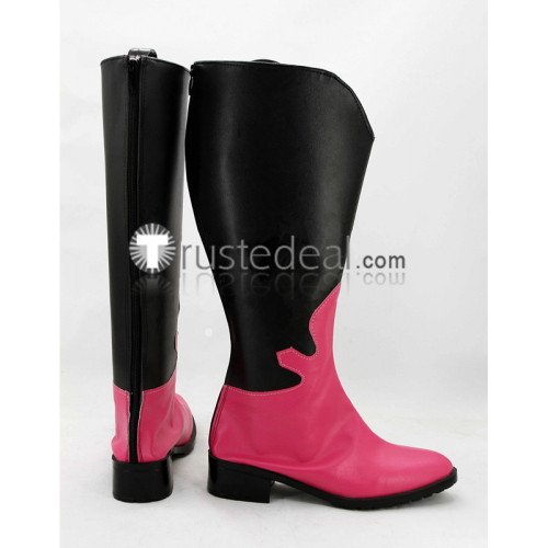 My Little Pony Equestria Girls Sunset Shimmer Cosplay Boots Shoes