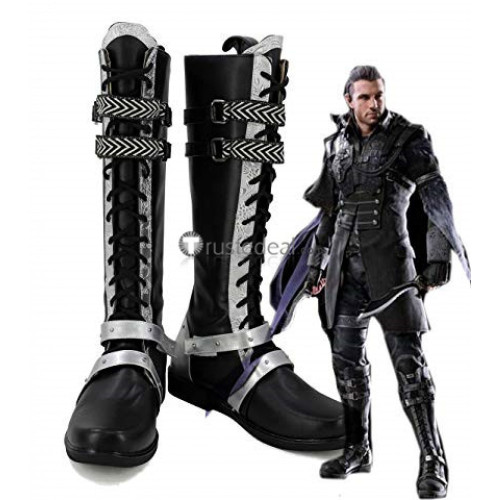 Final Fantasy XV FF15 Nyx Ulric Cosplay Shoes Boots