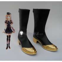 Touken Ranbu Midare Toushirou Cosplay Boots Shoes