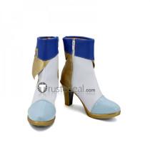 The Idolmaster Cinderella Girls Rin Shibuya Cosplay Boots Shoes