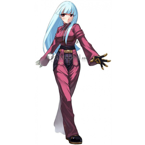 The King of Fighters Kula Diamond Cosplay Wig