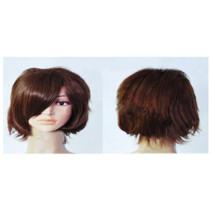 No.6 Shion Brown Cosplay Wig