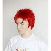 Baka to Tesuto to Shokanjuu Sakamoto Yuuji Cosplay Wig