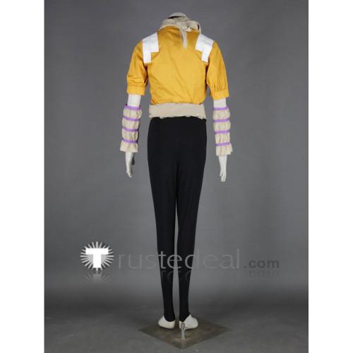 Bleach Yoruichi Shihouin Shunko Cosplay Costume 2