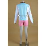 YuGiOh ARC-V Rin Blue Pink Cosplay Costume